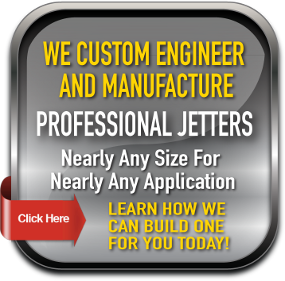 All HotJet USA Sewer Jetters are Custom Engineered