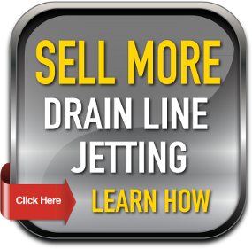 Learn how to upsell your sewer jetting services
