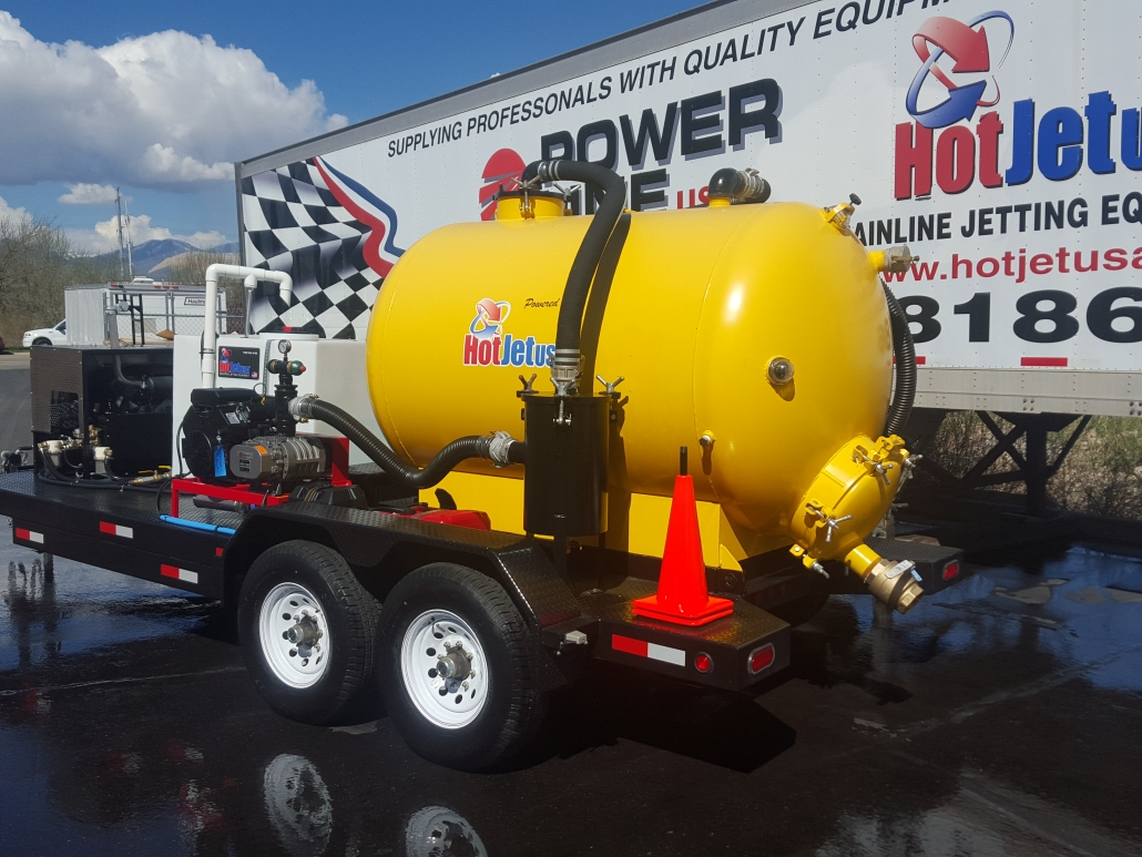 hydro trailer