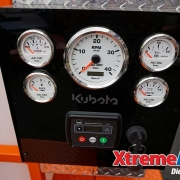 Xtreme Flow Diesel Cold Water Jetter Gauges