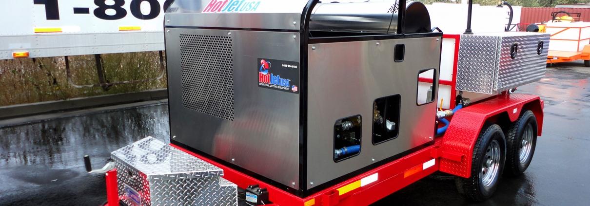 HotJet Diesel BIG DADDY Series 68HP