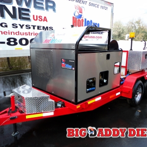 Hot Water Diesel Big Daddy Jetter