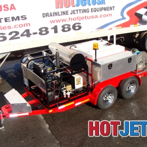 HotJet D Diesel Series
