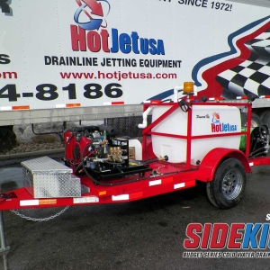 Sidekick Series - Single Axle