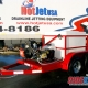 Tandem Axle Sidekick Series Cold Water Jetter