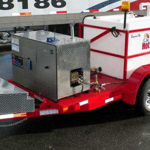 Cold Water Trailer Jetter Units