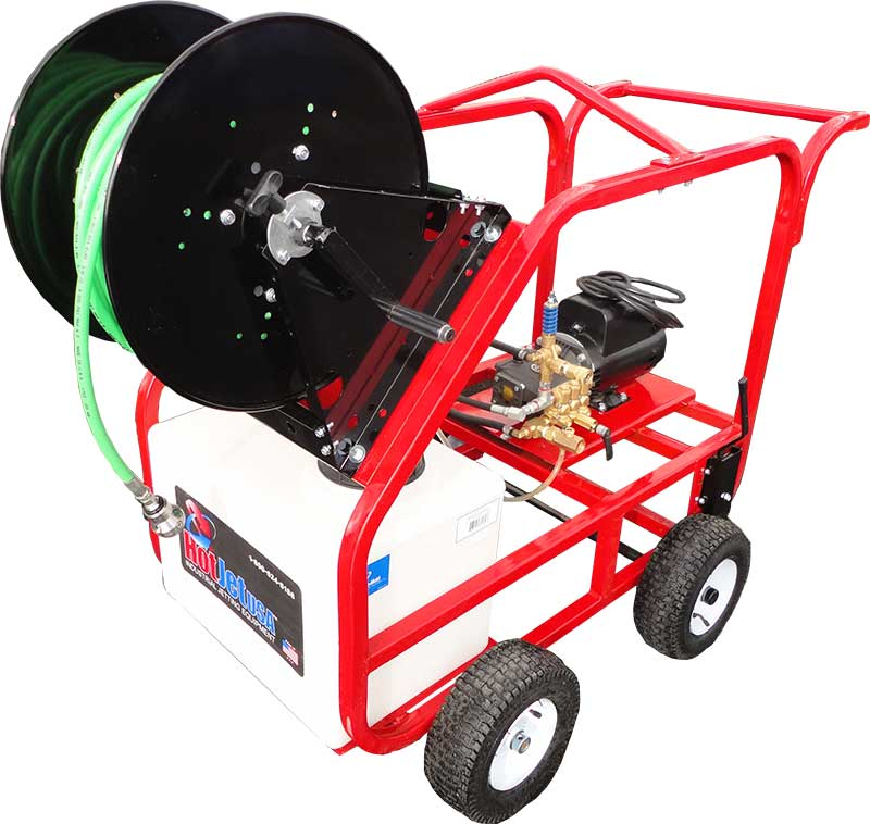 Toyota Plants In Usa >> Portable Sewer & Drain Line Cart Jetters • Trailer Jetters ...