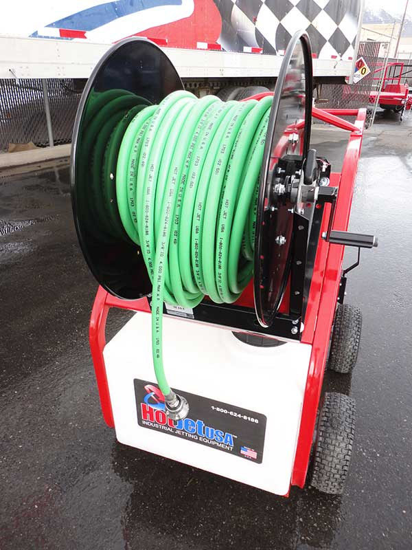 Toyota Plants In Usa >> Portable Sewer & Drain Line Cart Jetters - Trailer Jetters, Sewer Jetters, Drain Line Jetters ...