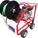 Portable Sewer & Drain Line Cart Jetter Gas