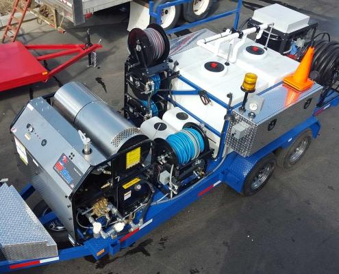 HotJet Power Jet/Vac Hybrid