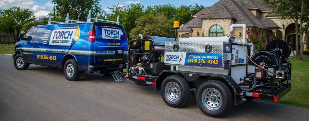 hotjet 2 best selling trailer jetter
