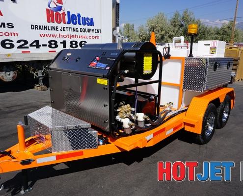 Hot Jet 2 Orange