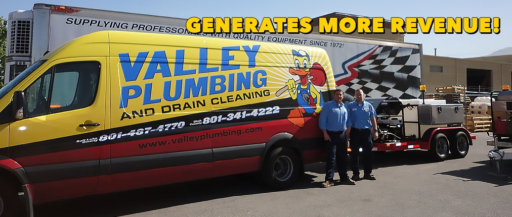 add jetting to your plumbing business generates more revenue
