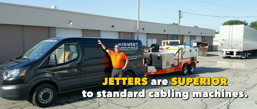 add jetting to your plumbing business superior to cabling machines