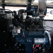 Cold Water Diesel Trailer Jetter Engine