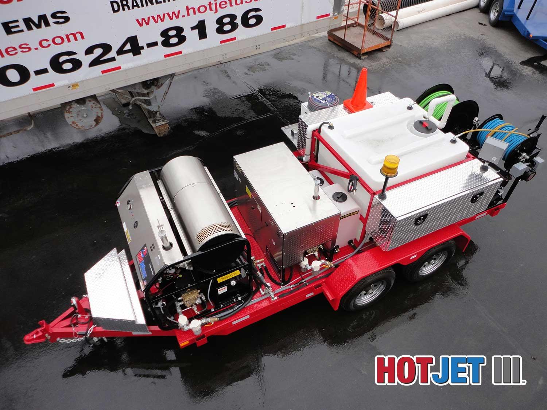 HotJet 3 Aerial