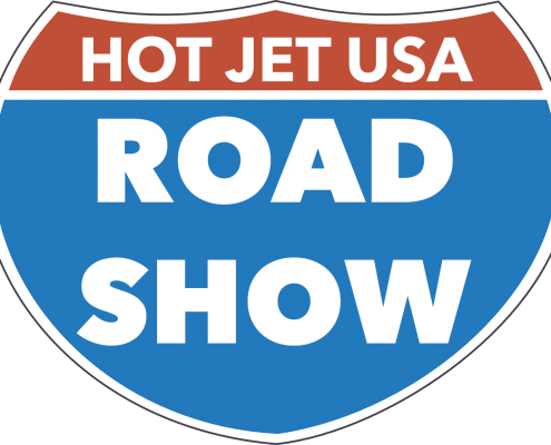 Hot Jet USA Road Show