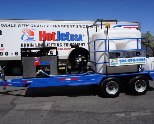 HotJetUSA Custom Diesel 40 GPM