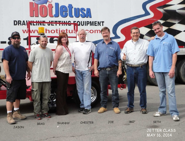 Jetter Class May 16, 2014