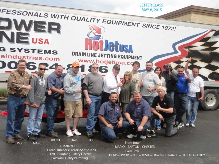 Jetter Class May 8, 2015