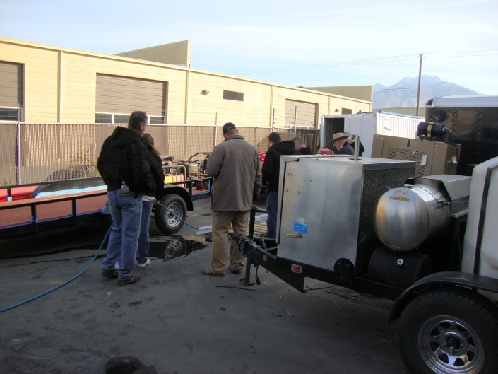 Jetter Bootcamp 2011
