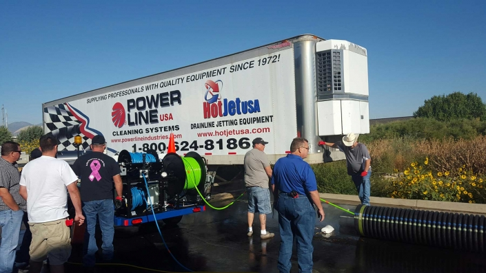 Jetter Class Hands On Training 2015