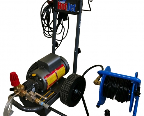 Hot Jet USA Electric Jetter