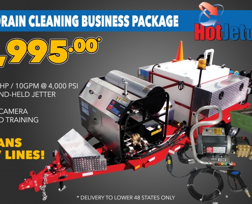 Ultimate Drain Cleaning Business Package